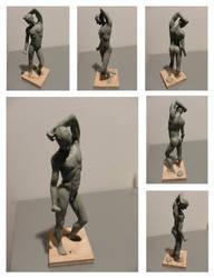Male Figure by imanopolo