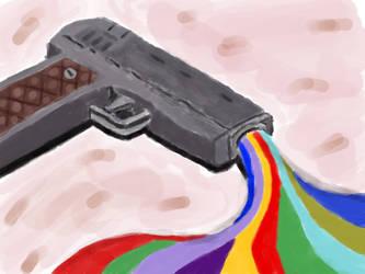 Paint Gun by ZitzabisColors