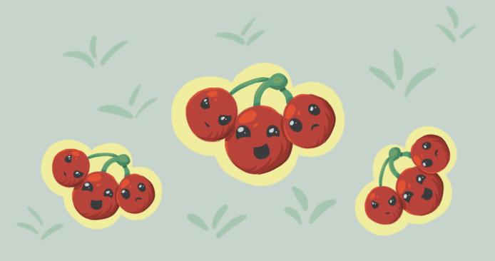 Cherries by ZitzabisColors