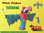 Wind Waker Wizzrobe Papercraft