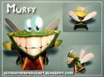 Rayman - Murfy Papercraft