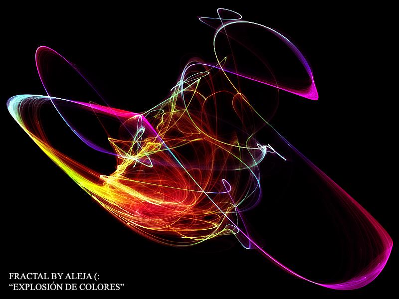 Explosion de colores by Shizuka91
