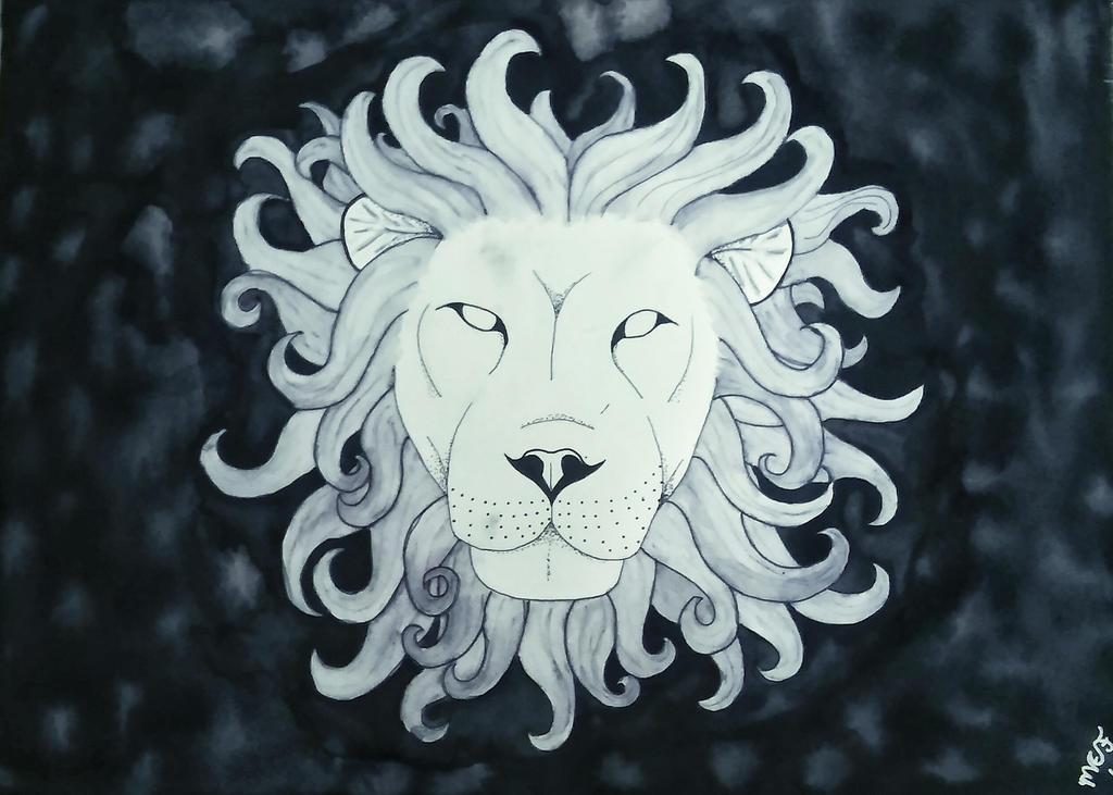 Leo: Lion of the Zodiac by moon-ya100