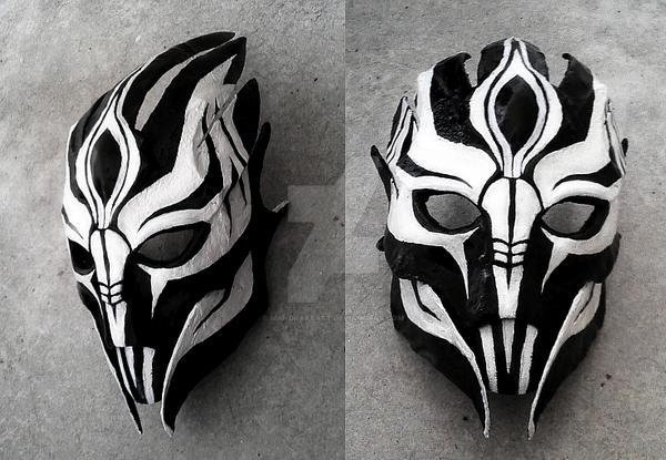Nihlus Kryik Mask by MandrakeArt