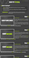 Logotype - SRForums