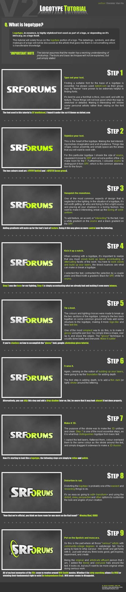 Logotype - SRForums by Dom-