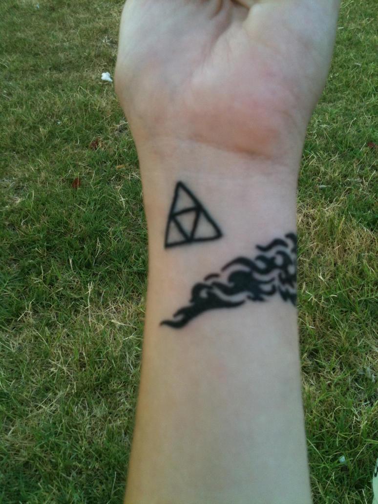 Tattoo Side B by nannon15 on deviantART