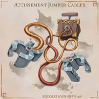 Attunement Jumper Cables