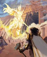 Heliod vs Sun Emperor