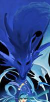 Umi's Water Dragon Attack