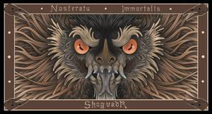 Nosferatu [Personal Art]