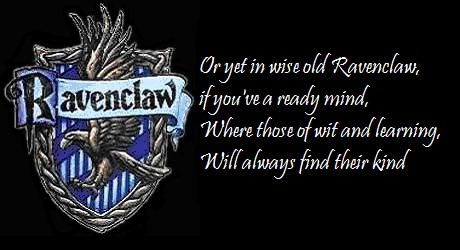 Ravenclaw Motto by Izzy-Whitlock5 on DeviantArt