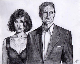 Quantum Of Solace by SWArtwork
