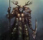 Deer Warrior