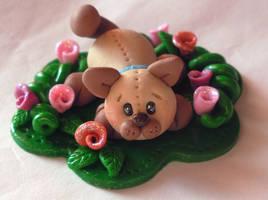 Siamese Kitten by HeartshapedCreations