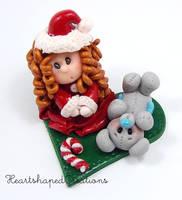 Elisa Santa's Little Elf