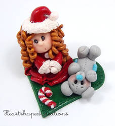 Elisa Santa's Little Elf by HeartshapedCreations