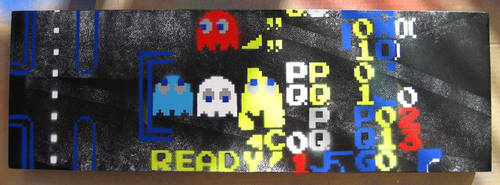 Kill Screen - Pac-Man by arcade-art