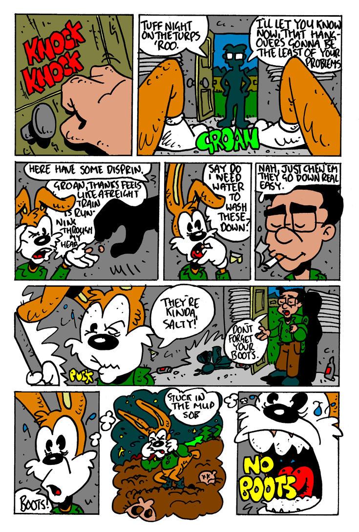 Montreal Screwjob page 31 (part 3) by beatsthekangaroo