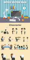 Office Vector Pack by creatily