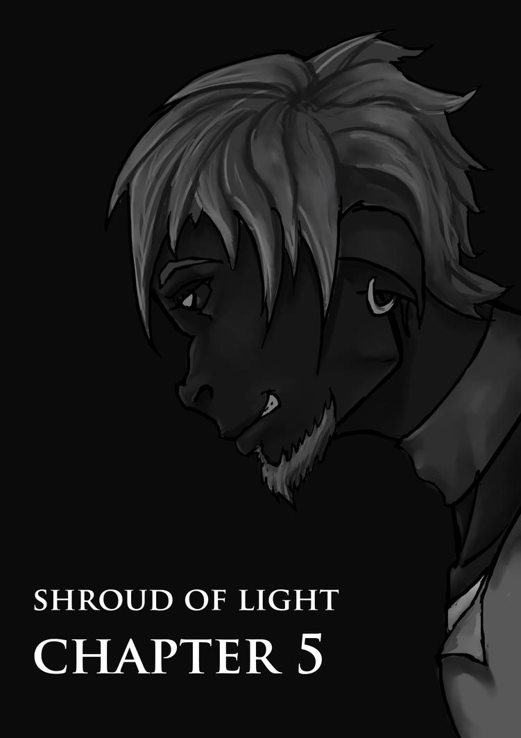 Shroud of Light: Getting Back Up by hawthornearts