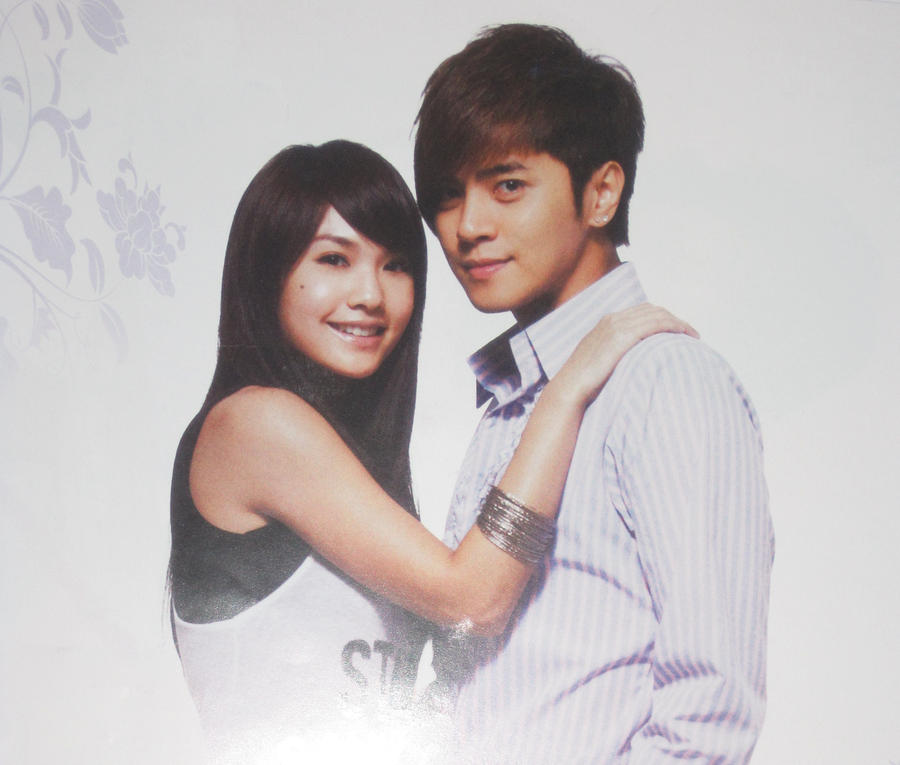Rainie Yang and Show Luo by CuriousxPanda on DeviantArt
