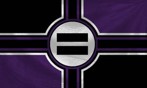 Equalist Union national flag