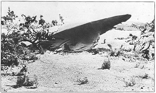 Roswell Crash, August 25th, 1947