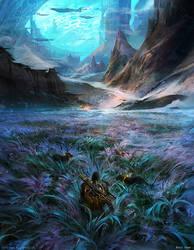 Journey by rossdraws