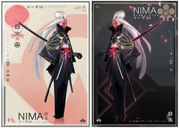 Nima by rossdraws