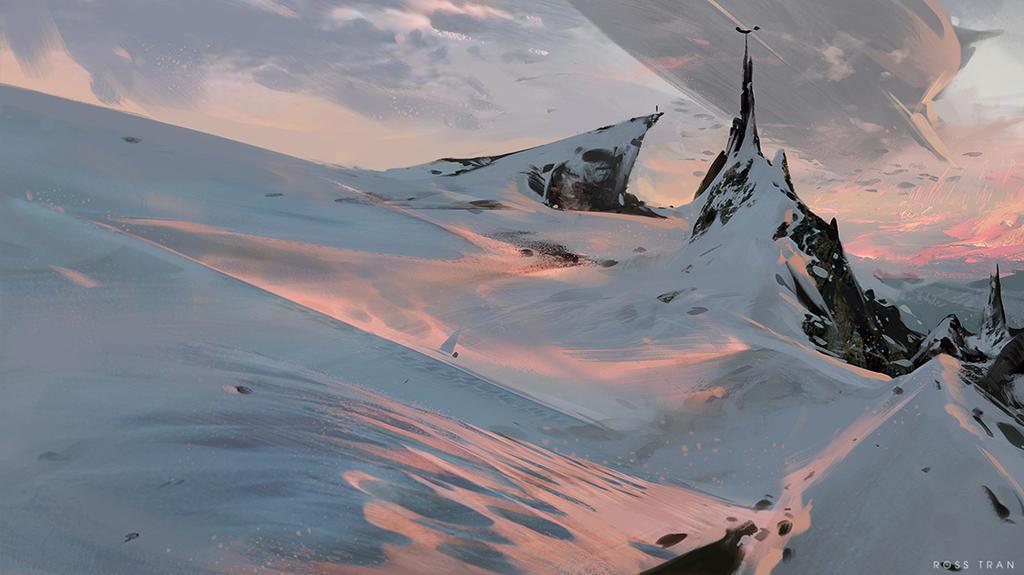 Alps by rossdraws