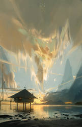 Avalon by rossdraws