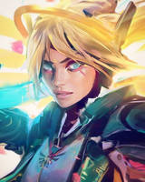 Mash up Episode preview!! by rossdraws