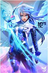 Pokemon Mystic : YouTube! by rossdraws