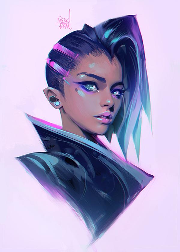 Sombra by rossdraws on DeviantArt