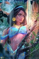 Jasmine : Youtube!