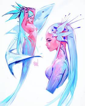 Mermaids #3