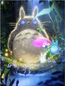 Totoro : YouTube!