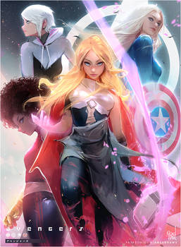 The Avengers : YouTube!
