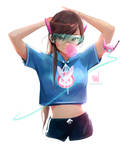Summer Casual DVA by rossdraws