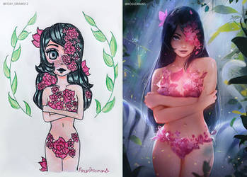 Drawing for a Fan! : YouTube by rossdraws