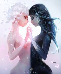 Touch by rossdraws