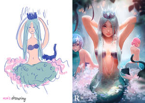 Mermaids - Mother's day!