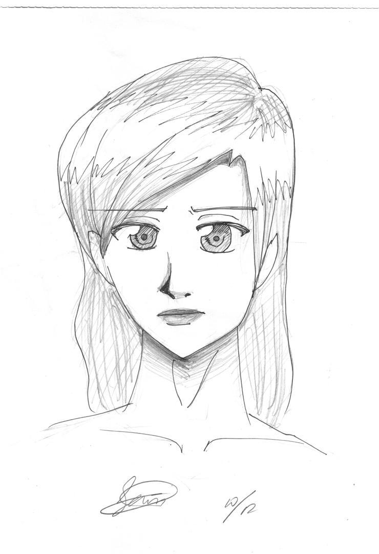 Portrait by samzhengpro