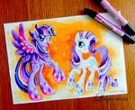 Rainbow Power Unicorn