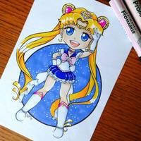 Princess Sailor moon by LtiaChan