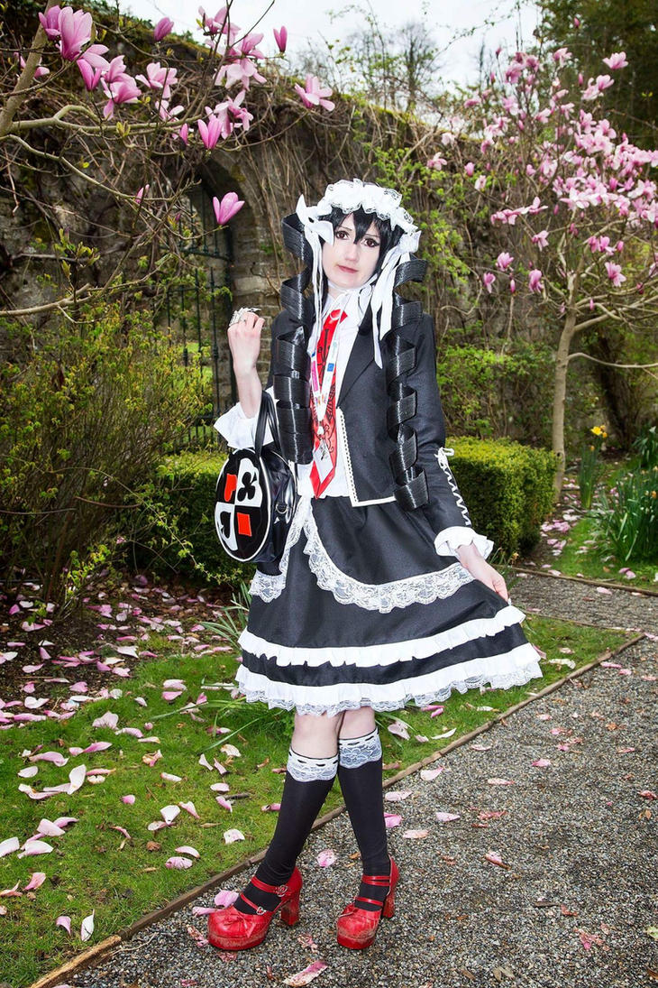 Celestia ludenberg by Cairdiuil