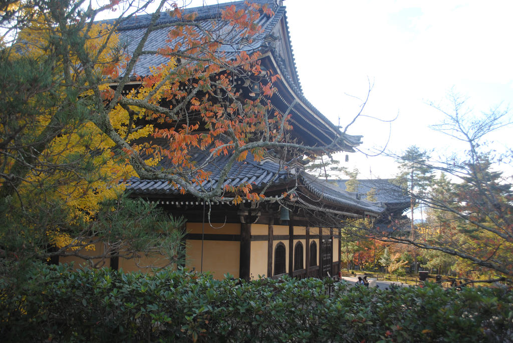 Kyoto by Cairdiuil