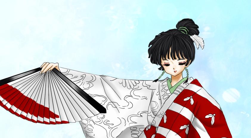 Kagura - Mai-X-Project - By KrisRix by ShizNat4EVER on