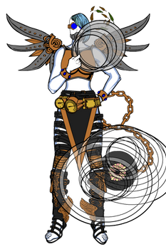 Air Genasi Female